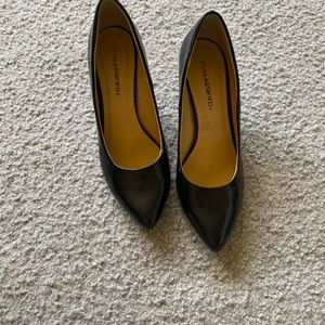 City Classified Black Heels